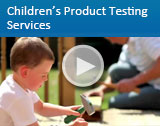 Childrens Product Testing Video thumbnail