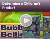 Determine a Childrens Product Video thumbnail
