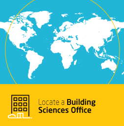 Building Science and Field Testing Locations