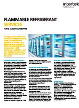 Flammable Refrigerants: Comprehensive Assurance
