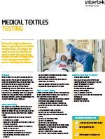 Medical Textile Fact Sheet