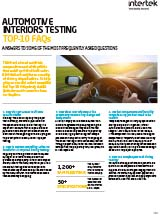 Automotive Interiors Top 10