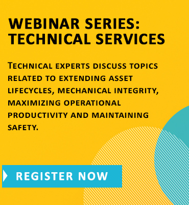 Industrial Integrity Webinar Series