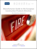 Construction Products Directive: Fire Detection Equipment