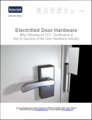 Electrified Door Hardware White Paper