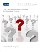 Top 10 Reasons to Conduct Performance Testing