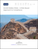Avoid Hidden Risks: A Risk Based Approach to Compliance