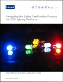 Safety Certification Process for LED Lighting Products