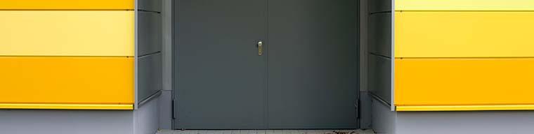 Field Labeling of Fire Doors