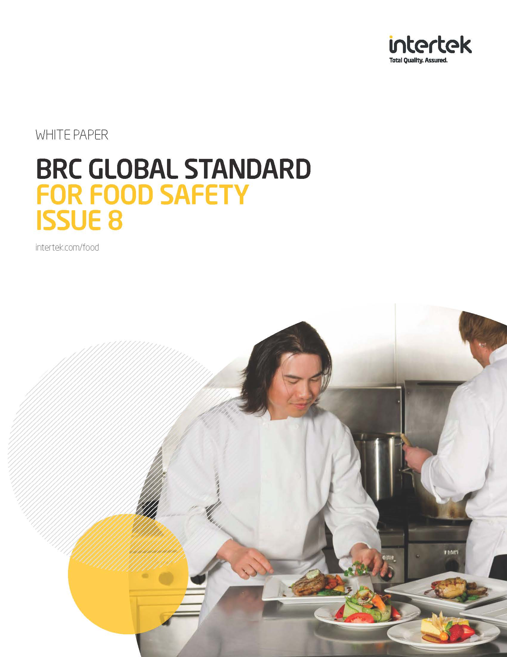BRC Food Safety – Brand Reputation through Compliance Global