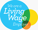 UK LIVING WAGE ACCREDITED EMPLOYER