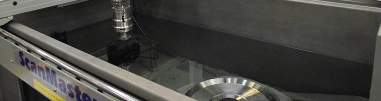 Immersion Ultrasonic Testing