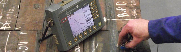 Manual Ultrasonic Testing